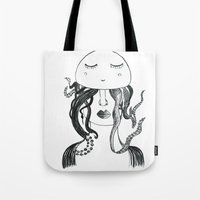 soldier Tote Bags featuring soldier by monicamarcov