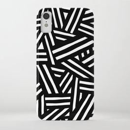 Monochrome 01 iPhone Case