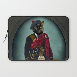 Boris the Bruce, Mouser-in-Chief Laptop Sleeve