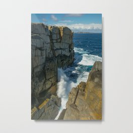 The Gap, Torndirrup and West Cape Howe National Parks, Albany, Western Australia Metal Print