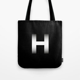 Helvetica Typoster #10 Tote Bag