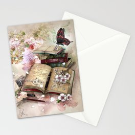 little pieces of me Stationery Cards