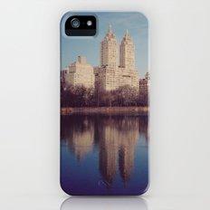 New York, New York iPhone (5, 5s) Slim Case