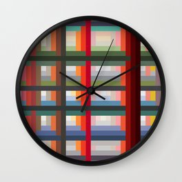 Moroi Wall Clock