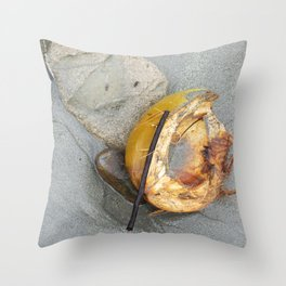 Wave Washed Throw Pillow