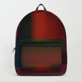 Blured squares Backpack