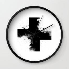 Across the shadow Wall Clock