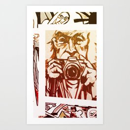Gaudnek Art Print