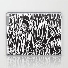 Graffiti illustration 07 Laptop & iPad Skin