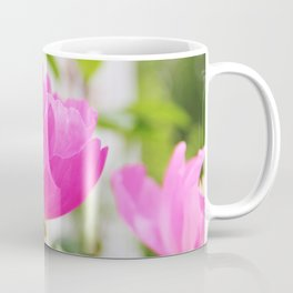Peony in bloom Coffee Mug
