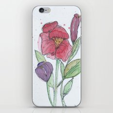 Blooms iPhone & iPod Skin