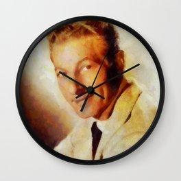 Danny Kaye, Vintage Hollywood Actor Wall Clock