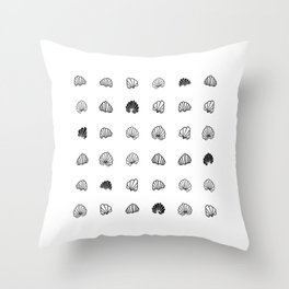 Cresent Collection Throw Pillow