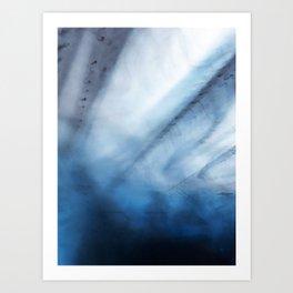 Spirits Abstract Art Print