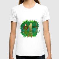 legolas T-shirts featuring Legolas by hikary