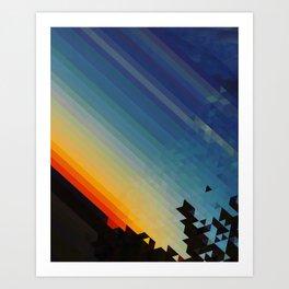 Pxl Art Print