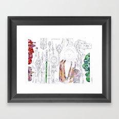spiritual parps Framed Art Print