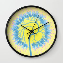 BEACON OF LOVE Wall Clock