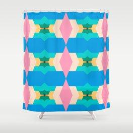 David Star Shower Curtain