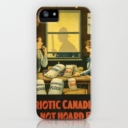 Are You Breaking the Law? iPhone Case