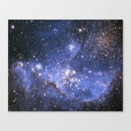 Star Born Canvas Print