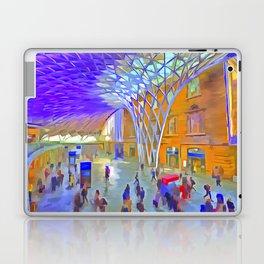 London Pop Art Laptop & iPad Skin
