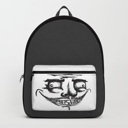 Troll Face Me Gusta Mucho Internet memes Backpack