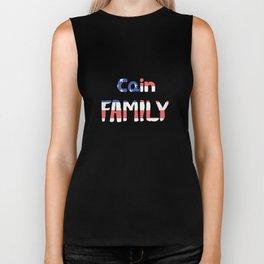 Cain Family Biker Tank
