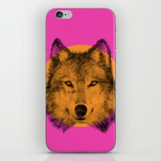 Wild 7 - by Eric Fan and Garima Dhawan iPhone Skin