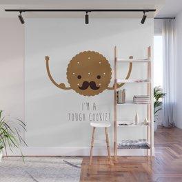 Tough Cookie Wall Mural