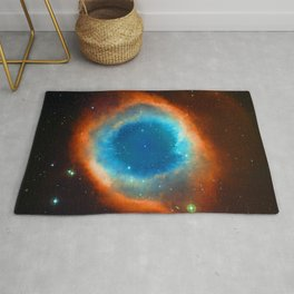 Eye Of God - Helix Nebula Rug