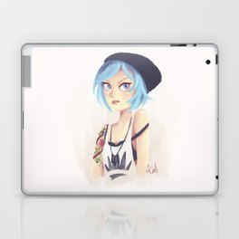 Crazy Chloe Laptop & iPad Skin