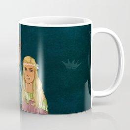 The Brave Princess & The Rebel King Coffee Mug