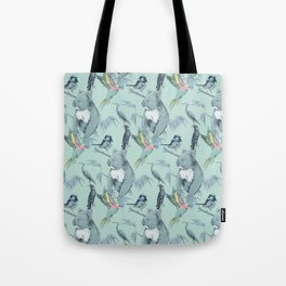 Adelaide Hills Wildlife Tote Bag