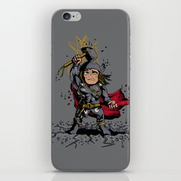 Thor Amateur iPhone Skin