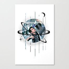brendon galactic urie Canvas Print