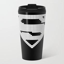 Super Invader Metal Travel Mug
