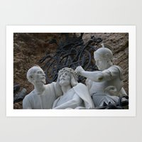 Our Father Art Print