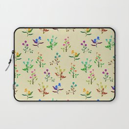 floral army Laptop Sleeve