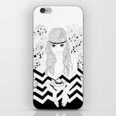 Alice in Wonderland Series - Eat me iPhone & iPod Skin