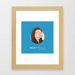 Dr. Susan Framed Art Print