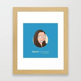Dr. Susan Framed Art Print