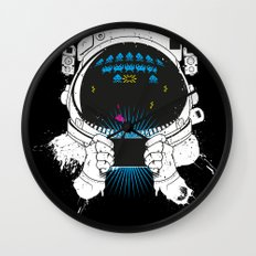 Gamernauts Wall Clock