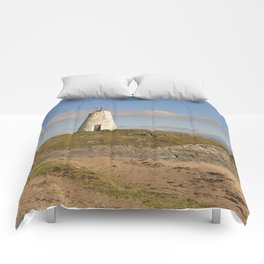Twr Bach Lighthouse Comforters