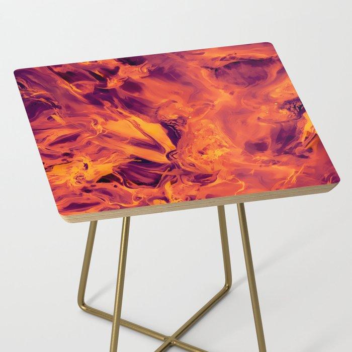 Blended Side Table