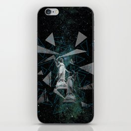 Celestial Mystery iPhone Skin