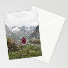 Mint Hut Stationery Cards