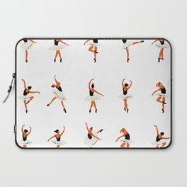 Ballet Dancer - pattern Laptop Sleeve