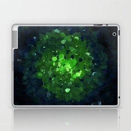 astract galaxy Laptop & iPad Skin