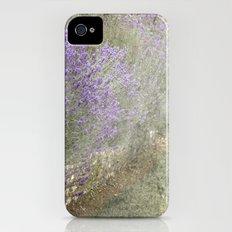 Summer Lavender Slim Case iPhone (4, 4s)